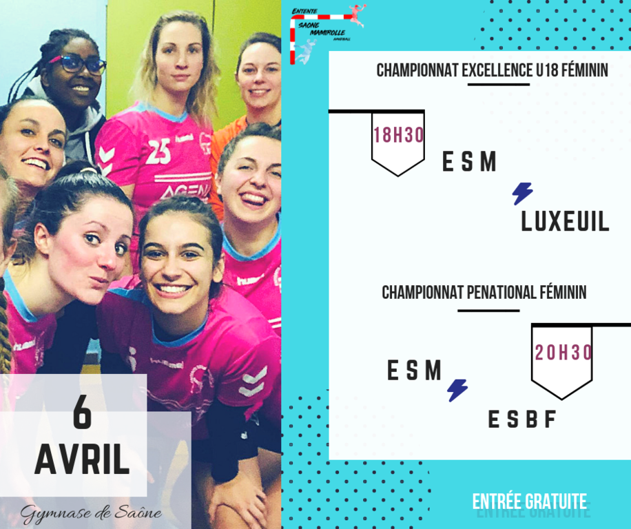 U18F A EXCELLENCE ESM - LUXEUIL
